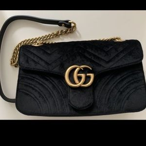 authentic gucci marmont bag